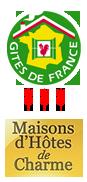 3 épis - Gîtes de France