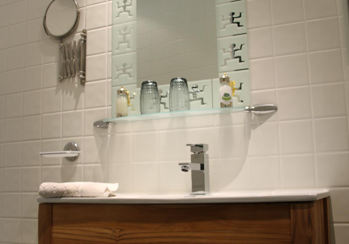 Salle de bains chambre Cordouan